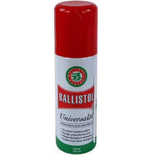 Ölspray zur Werkzeugpflege, Ballistol, 100ml
