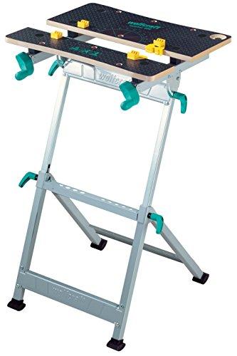 Wolfcraft MASTER 600 Spann- und Arbeitstisch 6182000 - höhenverstellbar / Universell einsetzbarer & robuster Werktisch / Ideal für Heim- und Handwerker