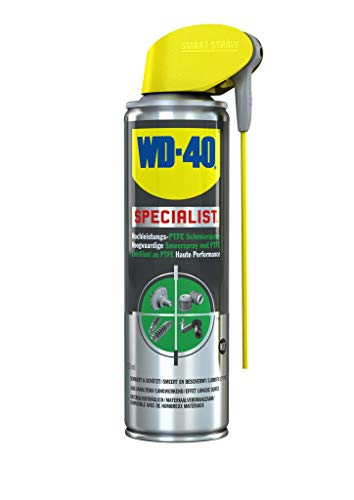WD-40 Specialist PTFE Schmierspray Smart Straw 250 ml