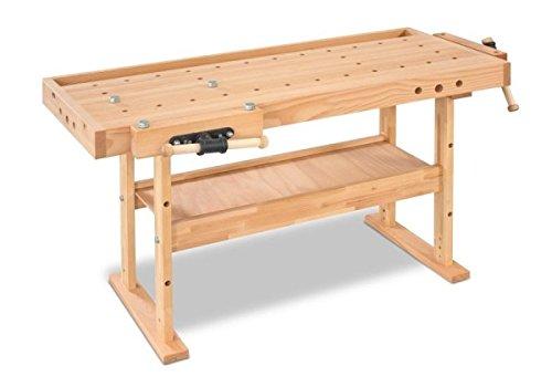 kompakte Hobelbank von Holzkraft