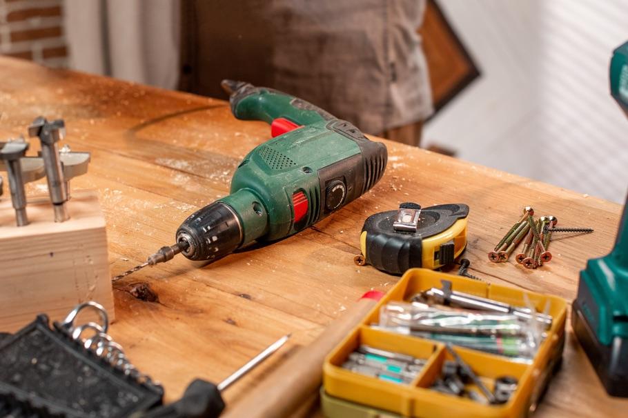 Werkbank Holz für Heimwerker und Profis