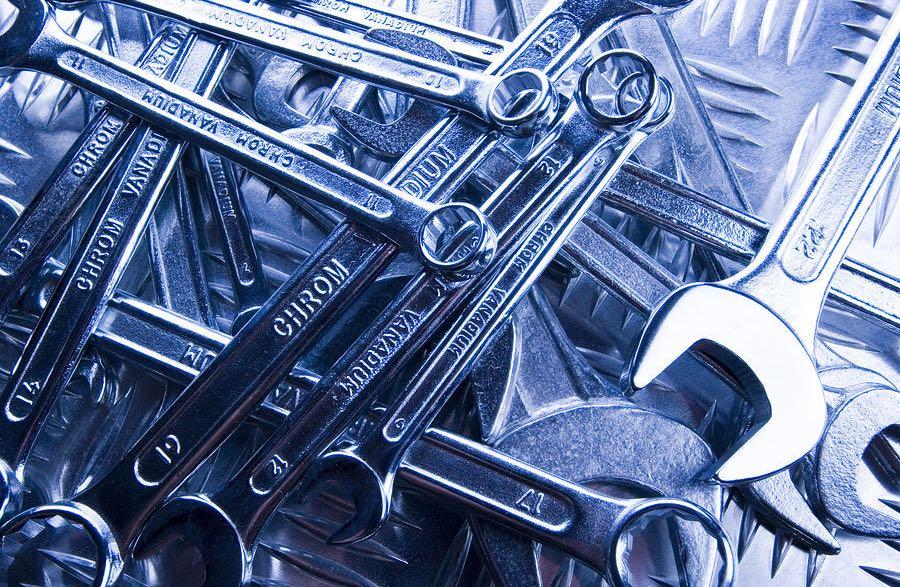 Maulschlüssel und Ringschlüssel