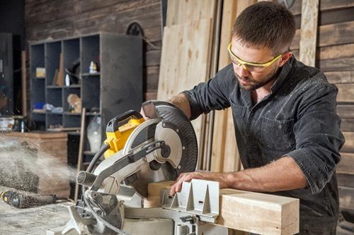 Kappsäge für Heimwerker und Profis